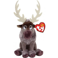 89b509df977 Pyoopeo Ty Beanie Babies 6 quot  15cm Sven the Reindeer Plush Regular  Stuffed Animal Collection Deer Doll Toy with Heart Tag