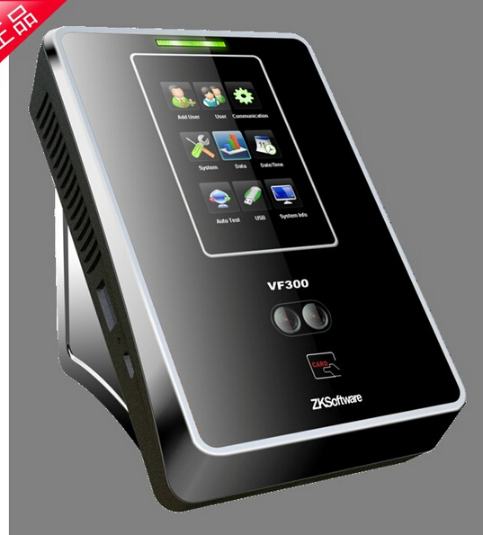 VF300 face recognition attendance machine Facial RFID 125khz card reader photo catalog face recognition