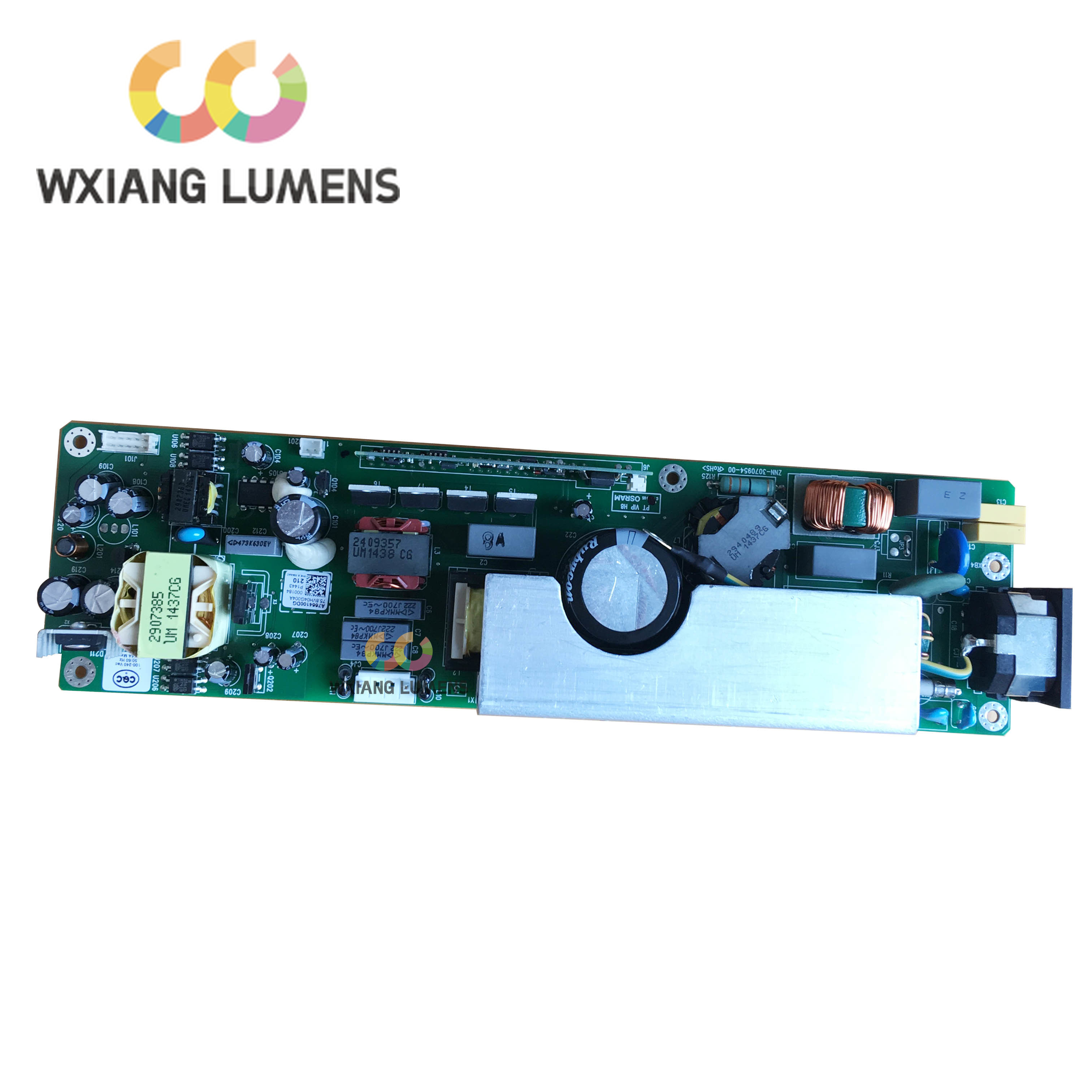 Projector Main Power Supply Board A7664100DG 75.8VH04G004A Fit For Optoma HD141X HD26 HDF536 EH341 GT1080 OPX225 OEX925 HNF736