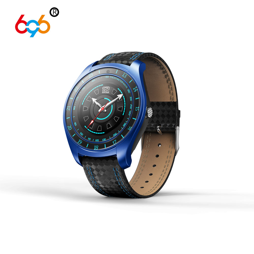 696 2018 NEW Style <font><b>V10</b></font> Clock 2G SIM TF card Camera men <font><b>Smartwatch</b></font> For Android Fitness Tracker image