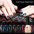 Lasting Bright Colorful Plant Formula Fashion LED 30 Colors UV Gel Manicure Cat Eyes Nail Gel Woman Cosmetic Makeup with 7ml