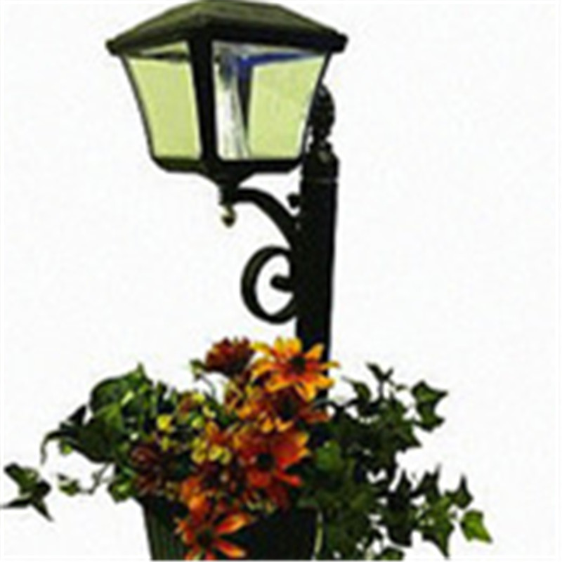 Waterproof LED Solar Power Lawn Wall Inserted Light Garden Outdoor Landscape Lamp Street Yard Garland Flower Pot Lighting Decor auto body sensor led solar panel panda wall lights waterproof street villa landscape outdoor lamp battery sunlight garland decor