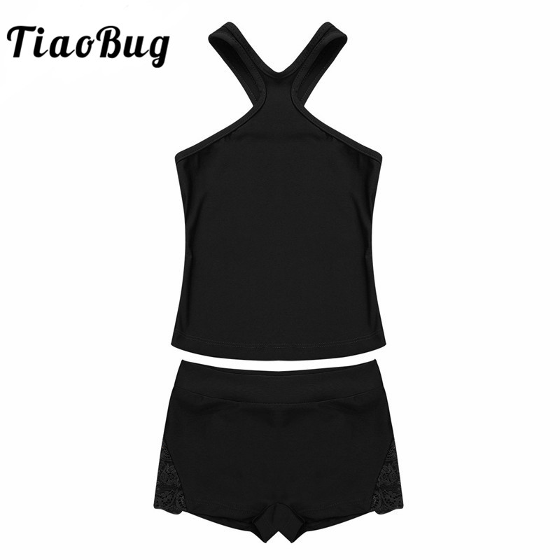 tiaobug-kids-lace-side-font-b-ballet-b-font-dance-costume-teens-girls-gymnastics-shorts-tank-top-set-font-b-ballet-b-font-class-gym-sports-kids-dance-wear