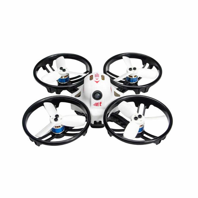 Kingkong Série ET ET125 125 milímetros Micro Câmera Zangão FPV Corrida 800TVL 16CH 25mW 100mW VTX RC Racer multirotor Quadcopter BNF