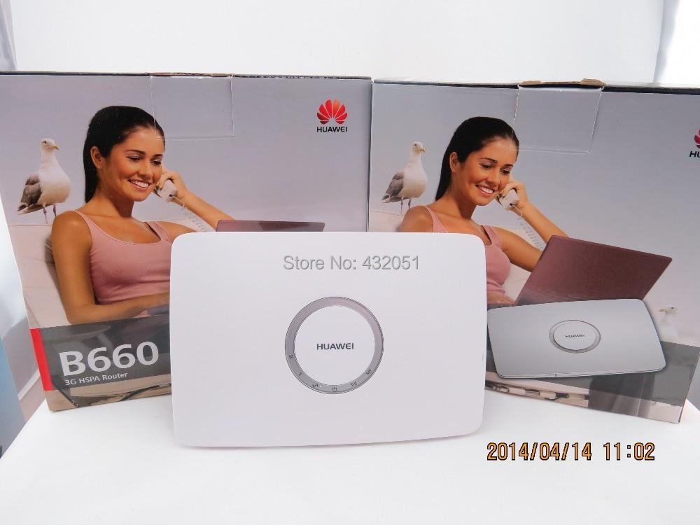 Huawei B660 3G WLAN Router UMTS HSPA