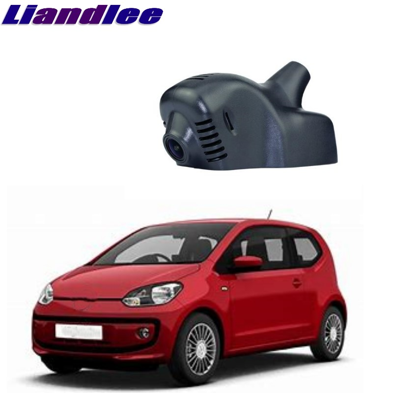 Liandlee For Volkswagen VW New Small Family / UP 2011~2018 Car Black Box WiFi DVR Dash Camera Driving Video Recorder liandlee for volkswagen vw crafter man teg 2006 2018 car black box wifi dvr dash camera driving video recorder