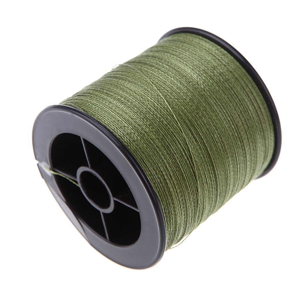 500 M 30 LB 0.26mm fishing line strength PE Braided 4 Strands