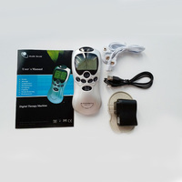Health Care Equipment Tens Weight Loss Body Wrap Acupuncture Digital Therapy Machine Massager Electronic Pulse