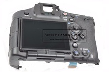 FREE SHIPPING! 95%New For Sony Alpha a99 a99v Rear Again Cowl With Hinge Flex LCD Restore Half