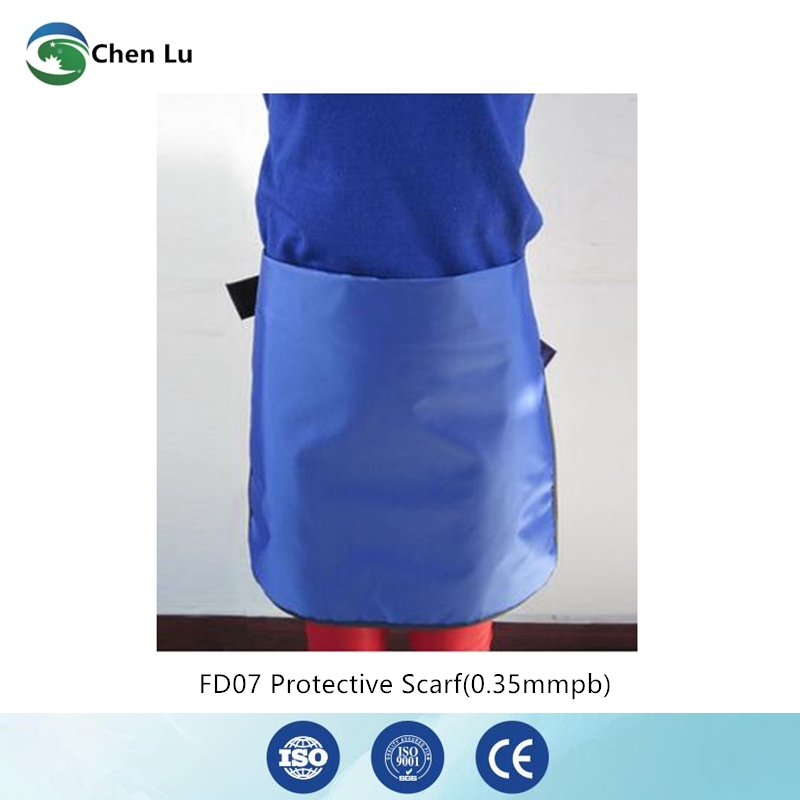 Direct Selling x ray shielding Patient gonadal protection 0 35mmpb lead half apron radiological protective medical