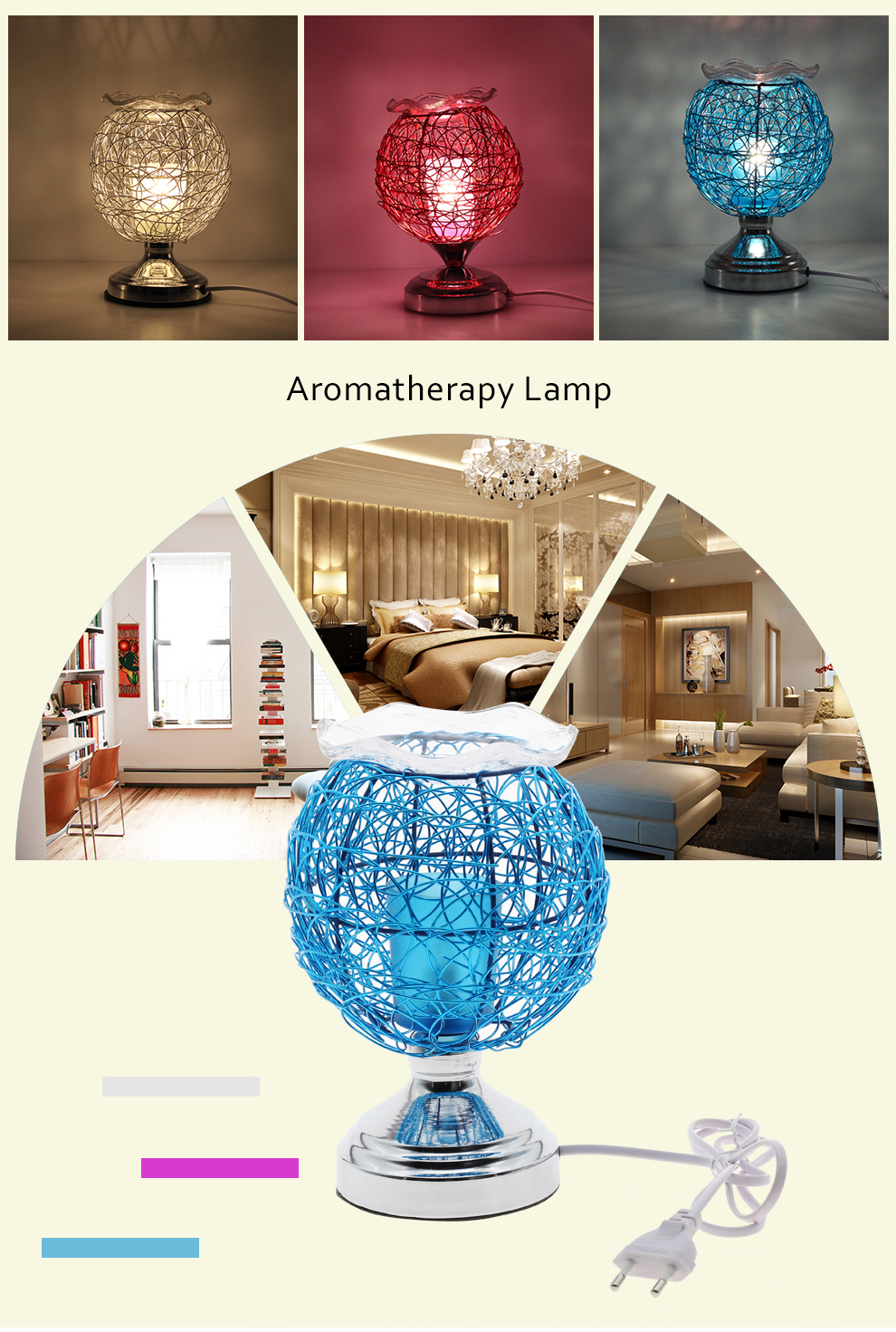 Aromatherapy Dimming Lamps (8)