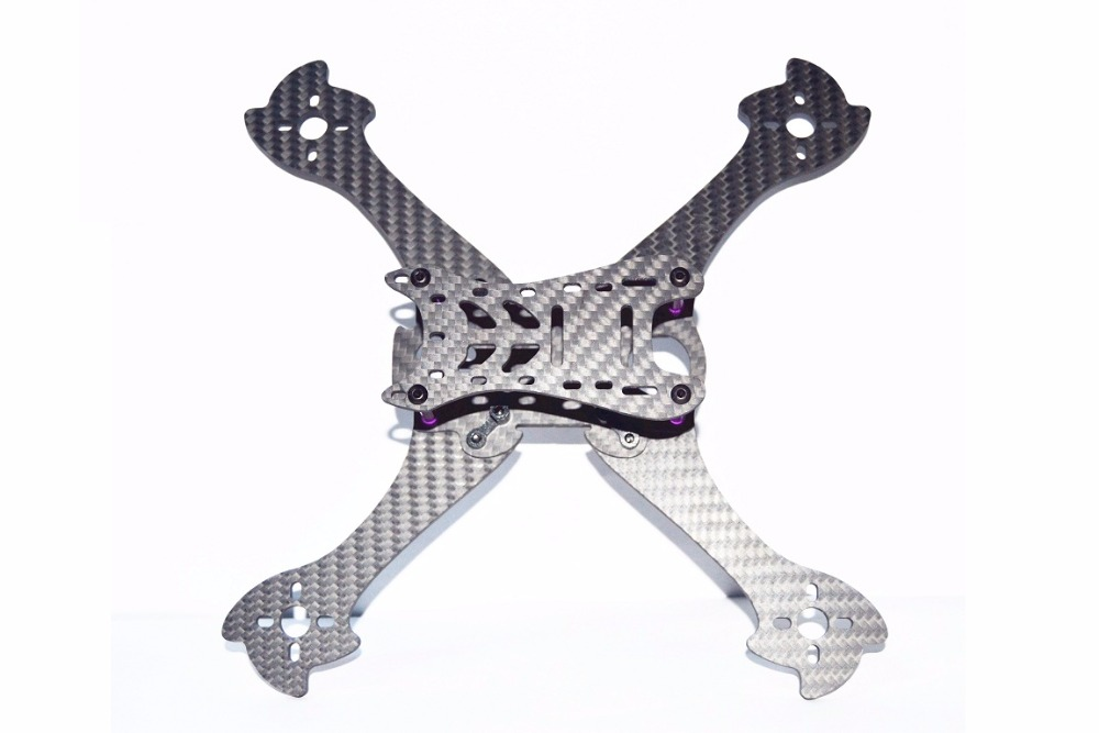 Mark1 marca 210 210mm FPV Racing drone x quadcopter 4mm brazo mejor ...