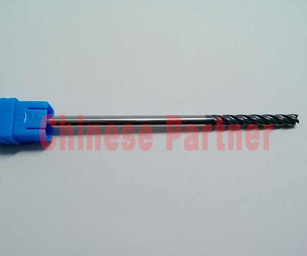 Free shipping- 3pcs 4mm hrc60 D4*30*D4*100 Four Flutes Spiral Bit Milling Tools Carbide CNC Endmill Router bits  цены