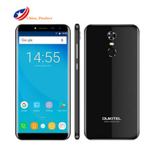 New Oukitel C8 18:9 Infinity Display 5.5″Smartphone Android 7.0 3000mAh 2GB RAM 16GB MT6580 Quad Core Fingerprint 13MP Cellphone