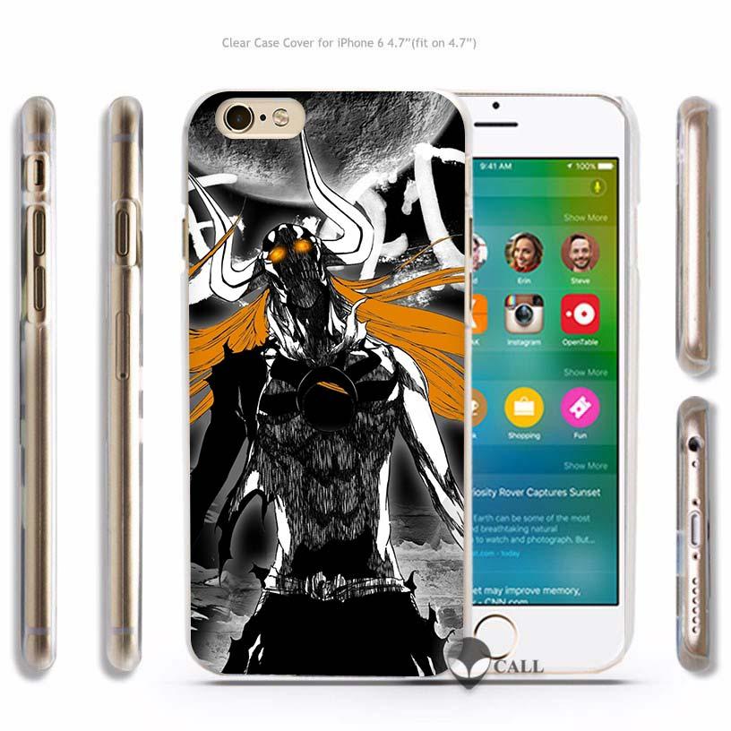 coque iphone 7 bleach