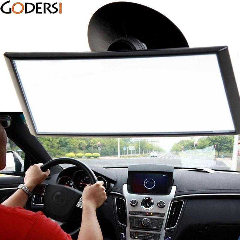 Godersi Kids Monitor Safety Reverse Security Seat Car Safety Easy View Back Seat Mirror Baby Facing Rear Ward Child Infant Care