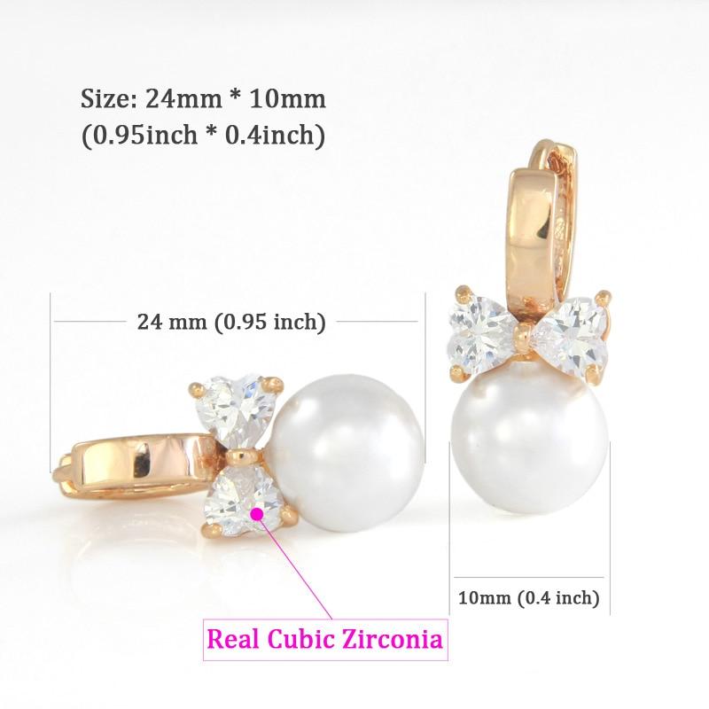 2 ζευγάρια / παρτίδα κορεατικά - Κοσμήματα μόδας - Φωτογραφία 6