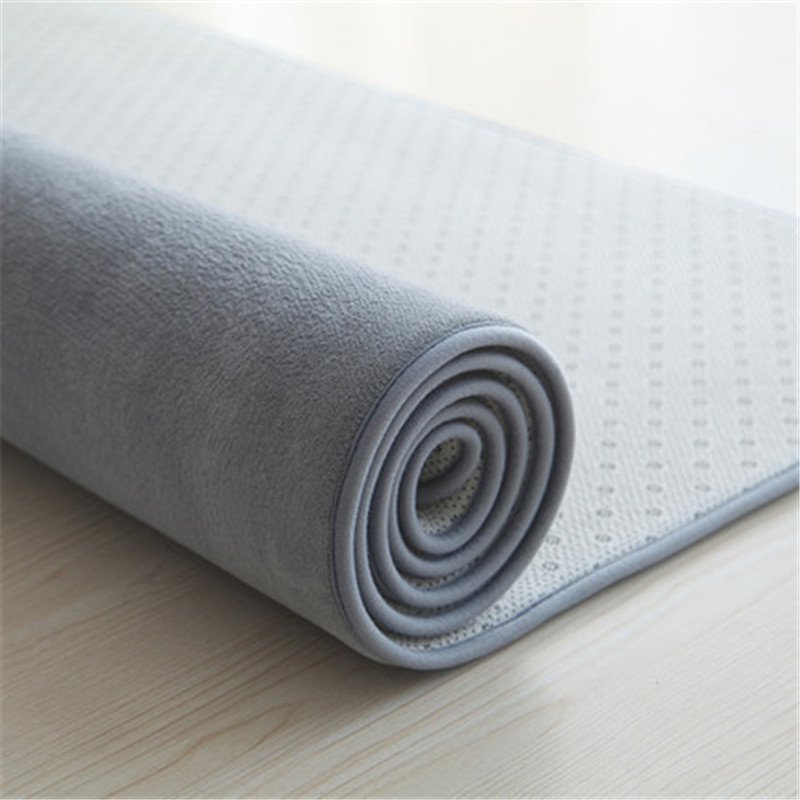 2019 New Children Crawling Mat Thick Coral Fleece Carpet Fluff Rug Living Room Coffee Table Bedroom Bedside Blanket Baby Cushion