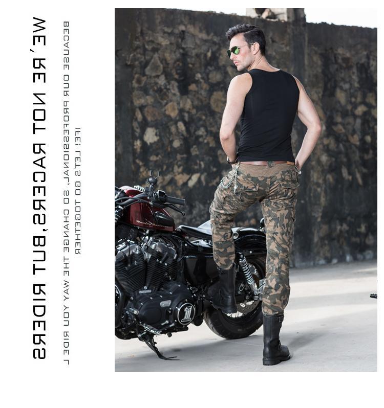 uglyBROS motorpool camo UBP07 Men's camouflage pants motorcycle pants jeans casual pants fashion casual straight uglybros incision ubs10 jeans motorcycle pants male moto pants protection for motorcycle pants