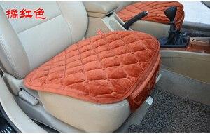 Image 5 - 5 מושב אוניברסלי מכונית מושב חורף כרית כיסוי רכב קטן שלוש חתיכות כרית מושב רכב כללי