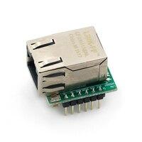 USR-ES1 W5500 Chip Nieuwe SPI naar LAN/Ethernet Converter TCP/IP Mod