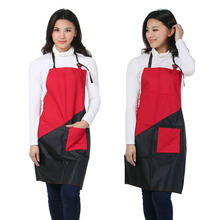 Adjustable Hairdressing Hair Cutting Apron Gown Barbers Stylist Hair Uniform with 1 Pocket Salon Hairdresser Tool