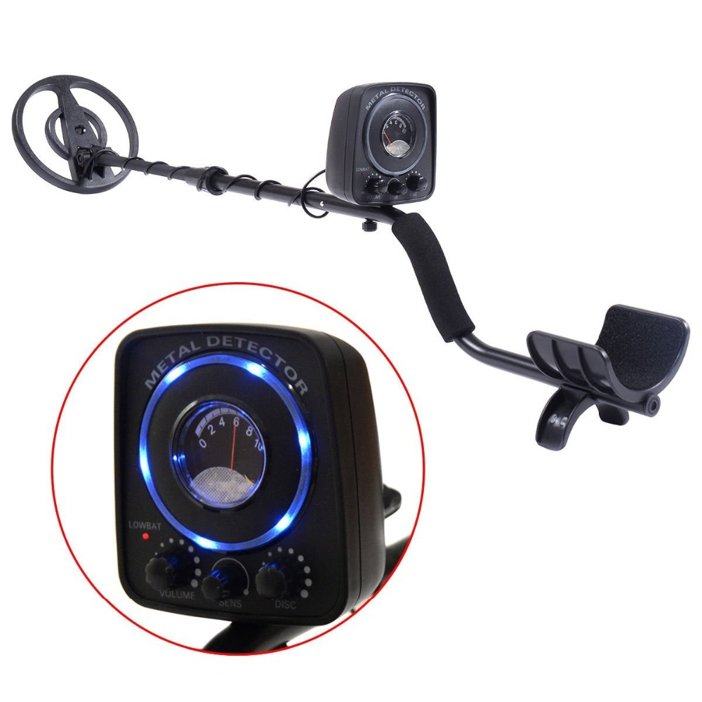 New Arrival GC-1065 Professional Metal Detector Underground Gold Silver treasure finder Hunter Digger High Sensitivity