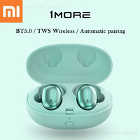 Xiaomi 1MORE E1026BT True Wireless Earphones TWS Headsets Bluetooth 5.0 Automatic Pairing Support AptX ACC In Ear Sport Earbuds