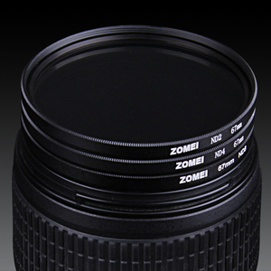 Image 4 - ZOMEI 52mm 55mm 58mm 62mm 67mm 72mm 77mm 82mm Neutral Density ND2 ND4 ND8 ND Filter for Canon Nikon Olympus Pentax Hoya Lens