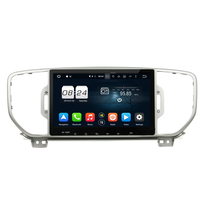 10 1 1024 600 ROM 32GB Eight Core Android 6 0 1 Car Multimedia Player Fit