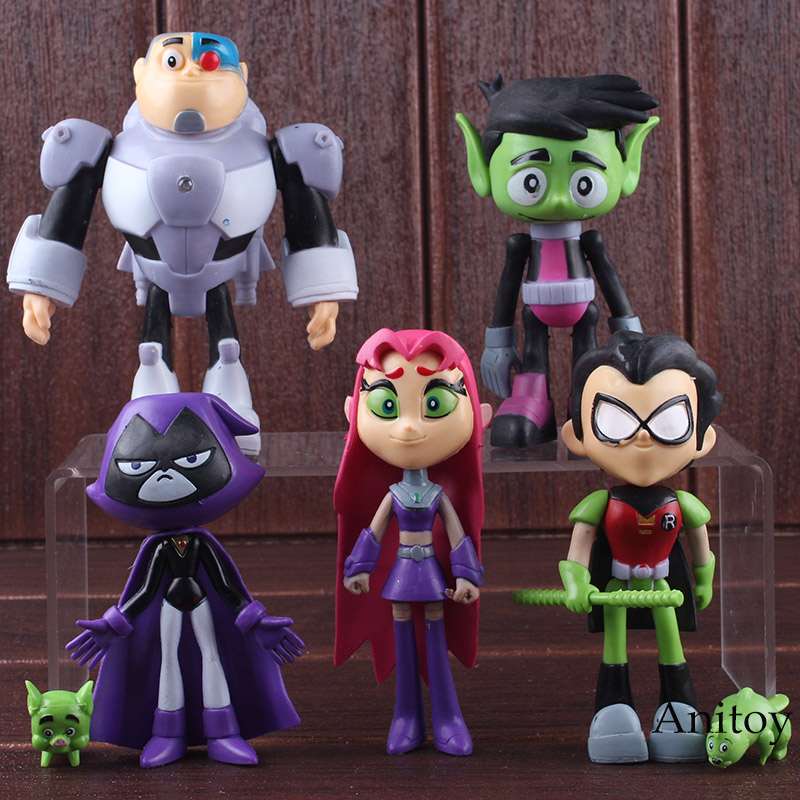 I Want To See Teen Titans Go
