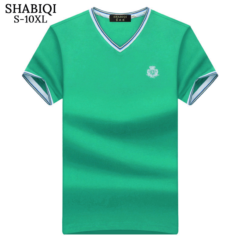SHABIQI Classic Brand Men shirt Men Polo Shirt Men Short Sleeve Polos Shirt T Designer Polo Shirt Plus Size 6XL 7XL 8XL 9XL 10X 6