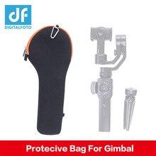 Gładka 4 gimbal przenośna torba do przenoszenia futerał ochronny przenośna torba do przechowywania telefonu dla Zhiyun Smooth 4/Q DJI OSMO dla iphone X