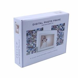 Image 5 - Meilleures offres 7 pouces HD TFT LCD cadre Photo numérique avec MP3 MP4 diaporama horloge bureau à distance lecteur de film