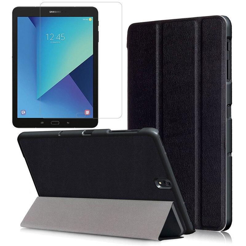 Flip PU Leather Case For Samsung Galaxy TAB S3 9.7