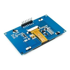 """Image 2 - Beyaz 2.42 """"2.42 inç LCD ekran 128x64 OLED ekran modülü IIC I2C SPI seri C51 SPD0301"""