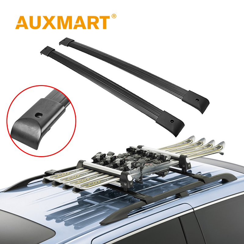 Auxmart Roof Rack Cross Bar for Honda Odyssey 2005~2010 <font><b>Car</b></font> Rooftop Rails Box Rack Load Cargo Luggage Carrier Bike Auto