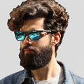 2017 Aluminium magnesium +UV400 HD fashion Polarized men's Sunglasses Male brand Outdoor men Driving sunglasses wayfar oculos