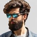 2017 De Aluminio y magnesio + UV400 HD moda gafas de Sol Polarizadas de los hombres Hombres de la marca Al Aire Libre de los hombres de Conducción gafas de sol wayfar gafas