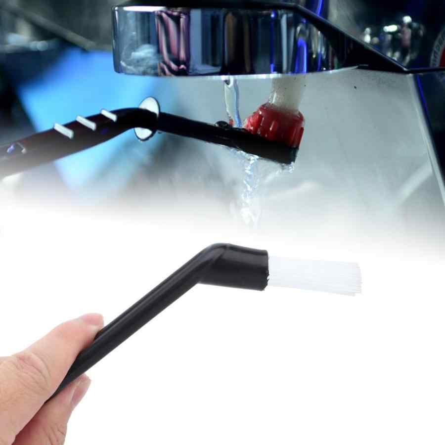 Чистящие щетки, кухонные инструменты, чистящая щетка для выпускного отверстия, зеркальная кофеварка