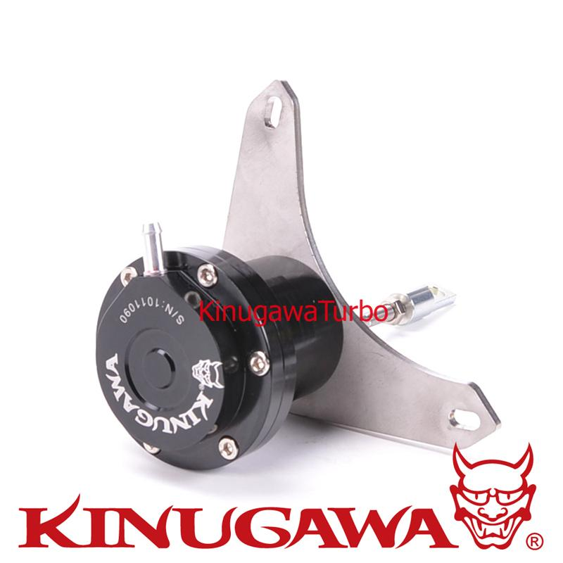 Kinugawa Adjustable Turbo Wastegate Actuator for IHI VIBR / for ISUZU 4JB1T Trooper 2.8L diesel 1.0 bar / 14.7 Psi