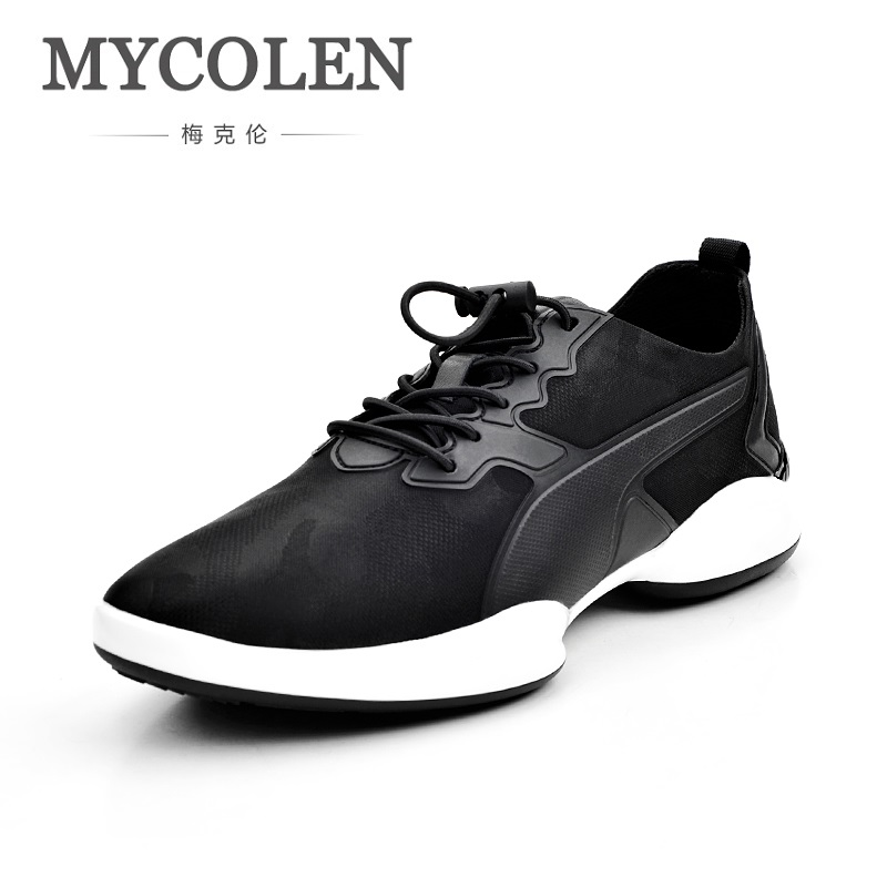 MYCOLEN 2018 Summer/Autumn Fashion Casual  Sneakers Breathable Man Shoes Personality High Quality Brand Men Shoes SapatenisMYCOLEN 2018 Summer/Autumn Fashion Casual  Sneakers Breathable Man Shoes Personality High Quality Brand Men Shoes Sapatenis
