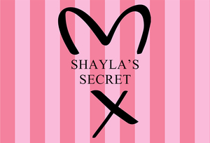 Image 2 - sxy936 7x5FT Pink Stripes Secret Girls Backdrops Custom Photo Backdrop Background Vinyl 220cm x 150cm