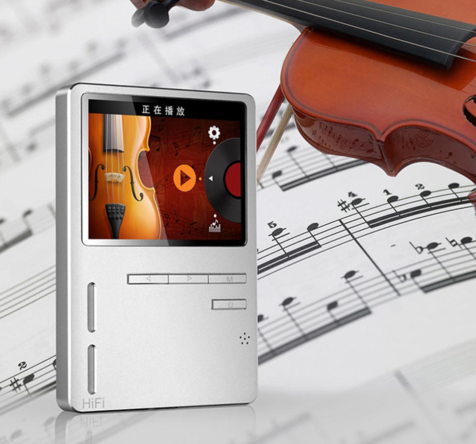 Hot sale Original ONN X6 Hifi font b MP3 b font High Resolution Audio font b