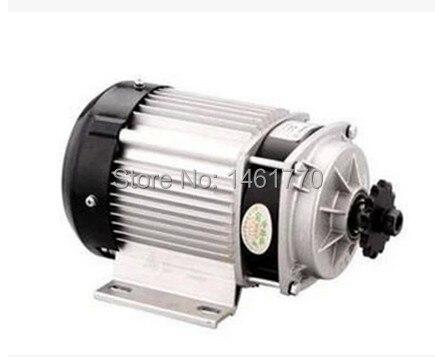 BM1418ZXF 750 W 60 V moteurs de vélo électrique moteur de tricycle électrique moteur de décélération sans brosse