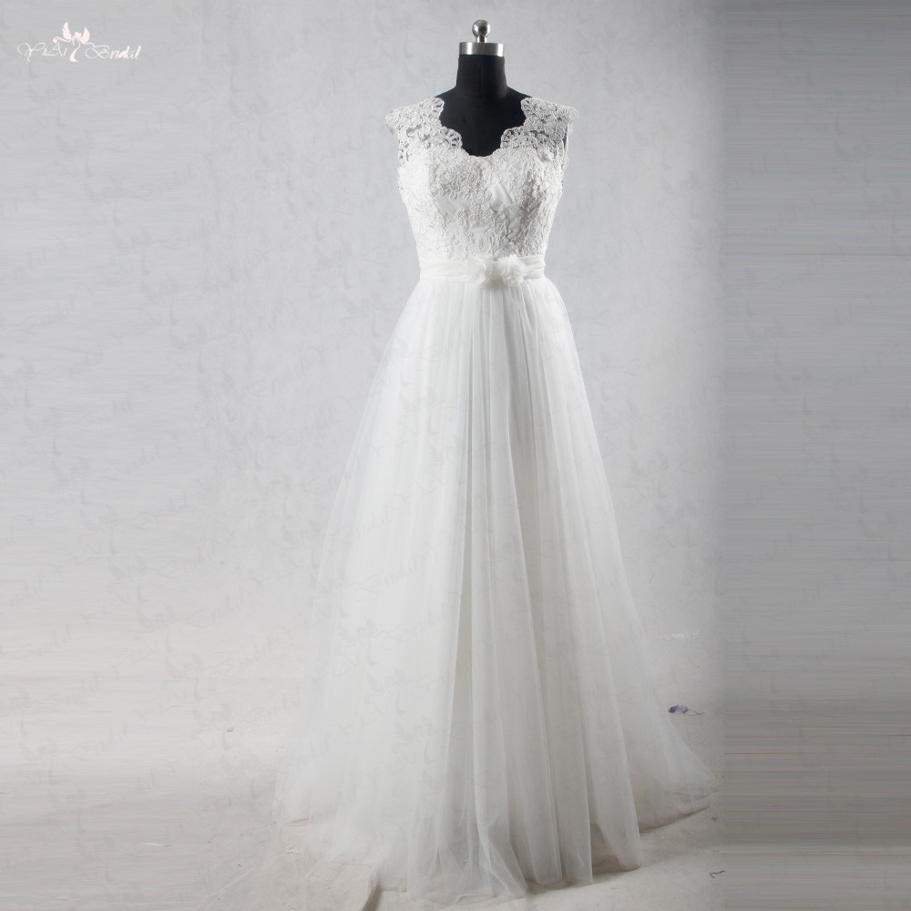Rsw1063 yiaibridal elegant real job lace corset top for Lace corset top wedding dress