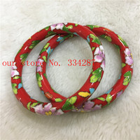 Wholesale 1PCS Chinese Handmade Cloisonne Enamel Cuff Hollow Bracelet Bangle 003