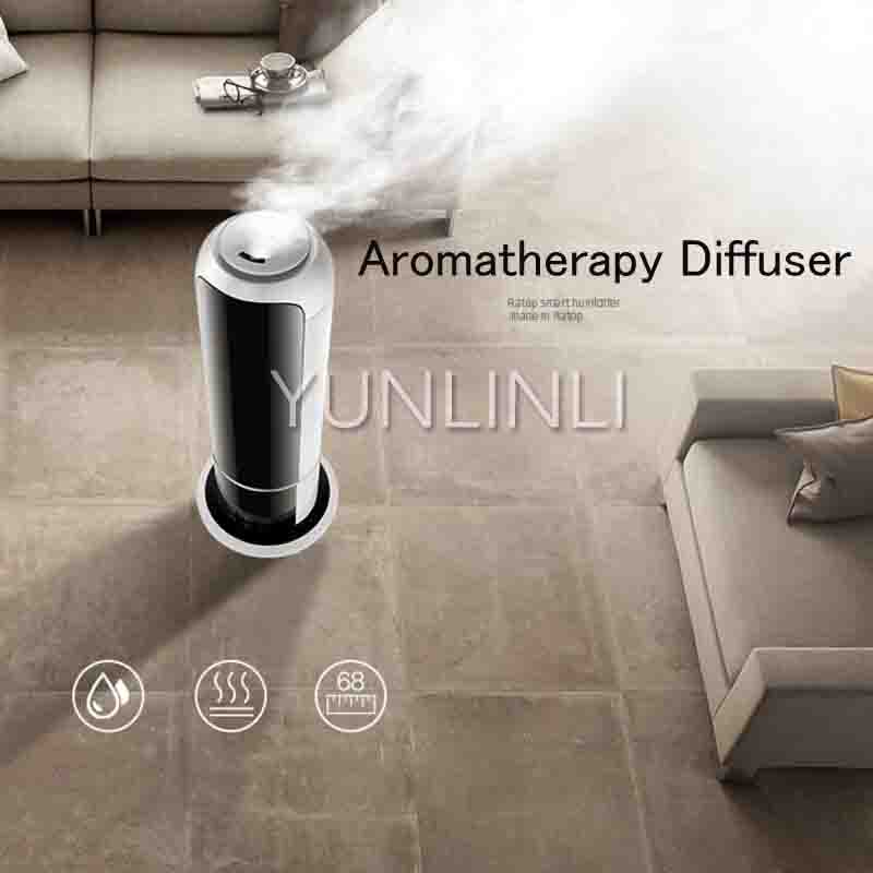 Remote Control Aromatherapy Diffuser Household Air Humidifier Essential Oil Diffuser Air Purifier Mist Maker цена и фото