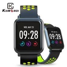 Купить с кэшбэком Smartwatch 2.5D Screen Gorilla Glass Blood oxygen Fitness Tracker Blood pressure IP68 Waterproof Activity Tracker Smart Watch