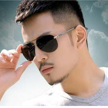 Men Polarized Sunglasses driving sunglasses UV400 Luxury hot rays brands original packaging glasse